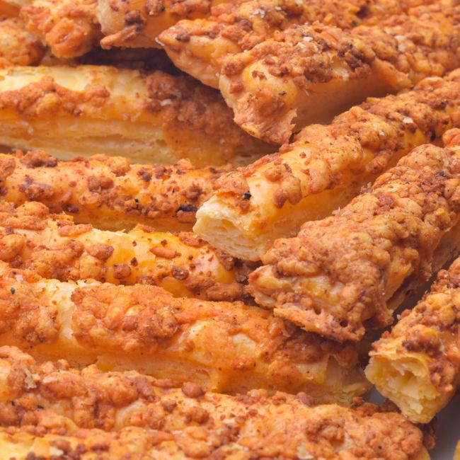 Cheese Straws (Pack)