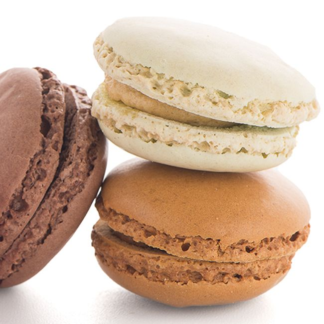 French Macaroons 230g (48 hr lead time required)