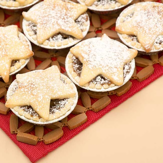 Mince Pie (6 Pack) (Puff Pastry)