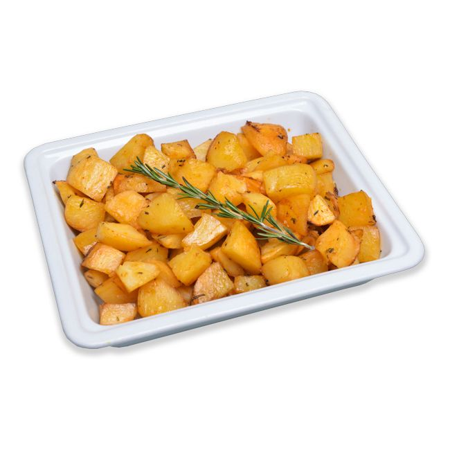Rosemary and Rock Salt Roasted Potatoes