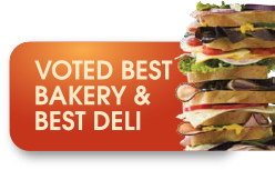 Voted Best Bakery