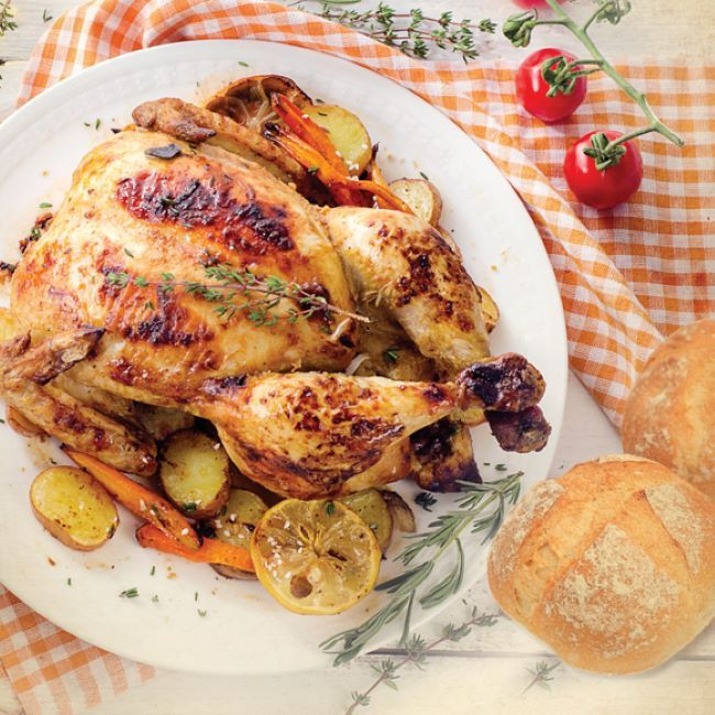 Heat & Eat Fournos Roast Chicken